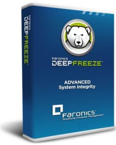 Deep Freeze 8.62 Crack + License Key 2020 Torrent Free