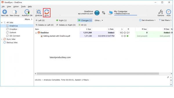 GoodSync Enterprise 10.10.21.1 Keygen