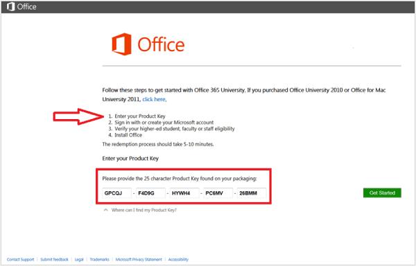 Microsoft Office 365 Crack [Activator]