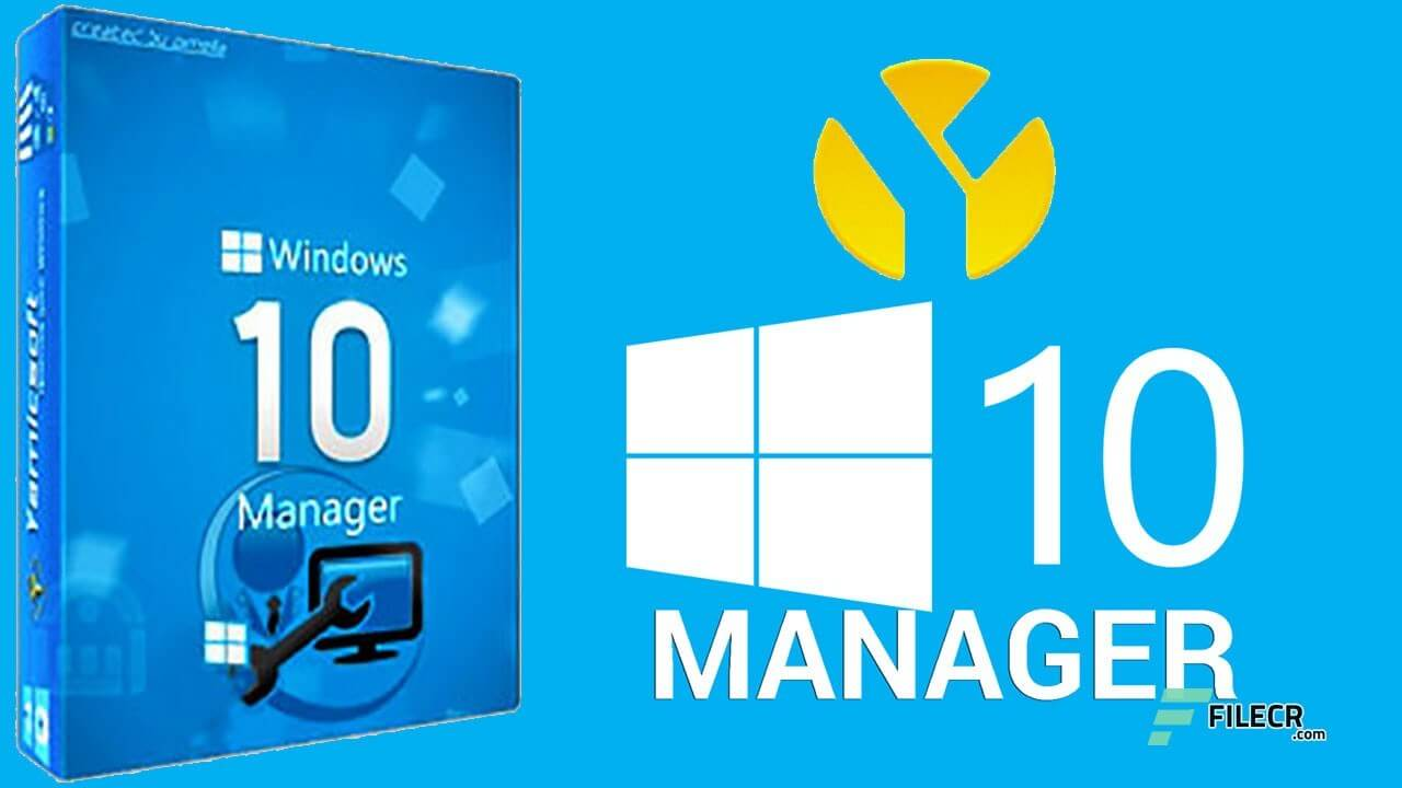 Yamicsoft Windows 10 Manager 3.2.6 Crack plus Keygen 2020 Torrent