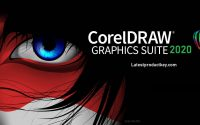 CorelDRAW Graphics Suite 2020 Crack + Serial Key Torrent Full