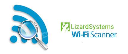 LizardSystems Wi-Fi Scanner 4.2