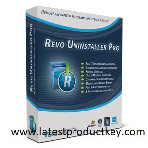 Revo Uninstaller Pro 4.2.3 Crack + License Key Latest Version 2020