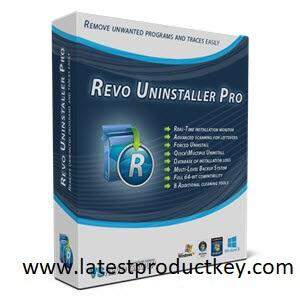 Revo Uninstaller Pro 4.2.3 Crack + License Key Latest Version 2020