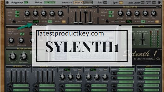 Sylenth1 3.067 Keygen 2020 Torrent