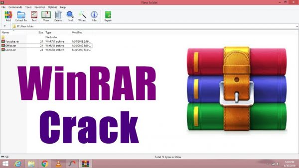WinRAR 5.90 Beta 3 Crack + Final Keygen 2020 Latest (x86/x64)