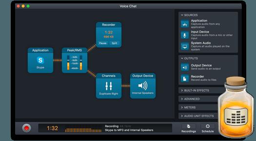 Audio Hijack 3.7.1 Crack with License Key (Mac) Free Download