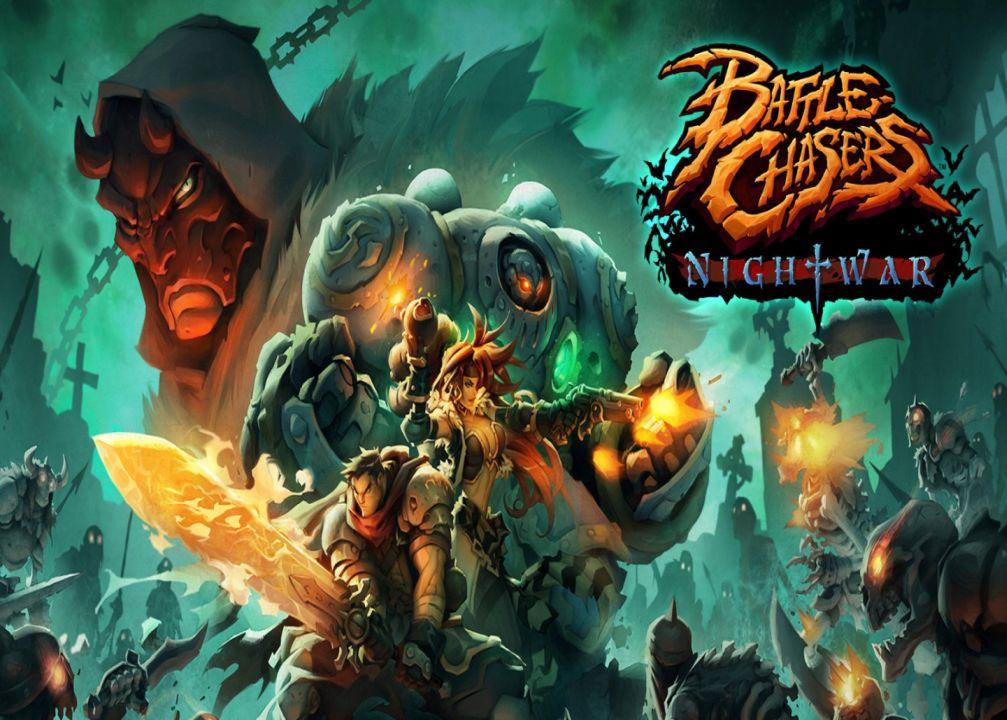 Battle Chasers Nightwar 1.0.18 APK