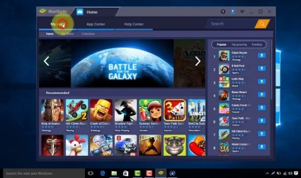 BlueStacks 4.190.0.5004 Crack + Offline Rooted Free Download