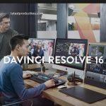 DaVinci Resolve Studio 16.2.0.55 Crack + Activation Key