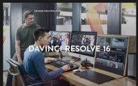 DaVinci Resolve Studio 16.2.0.55 Crack + Activation Key