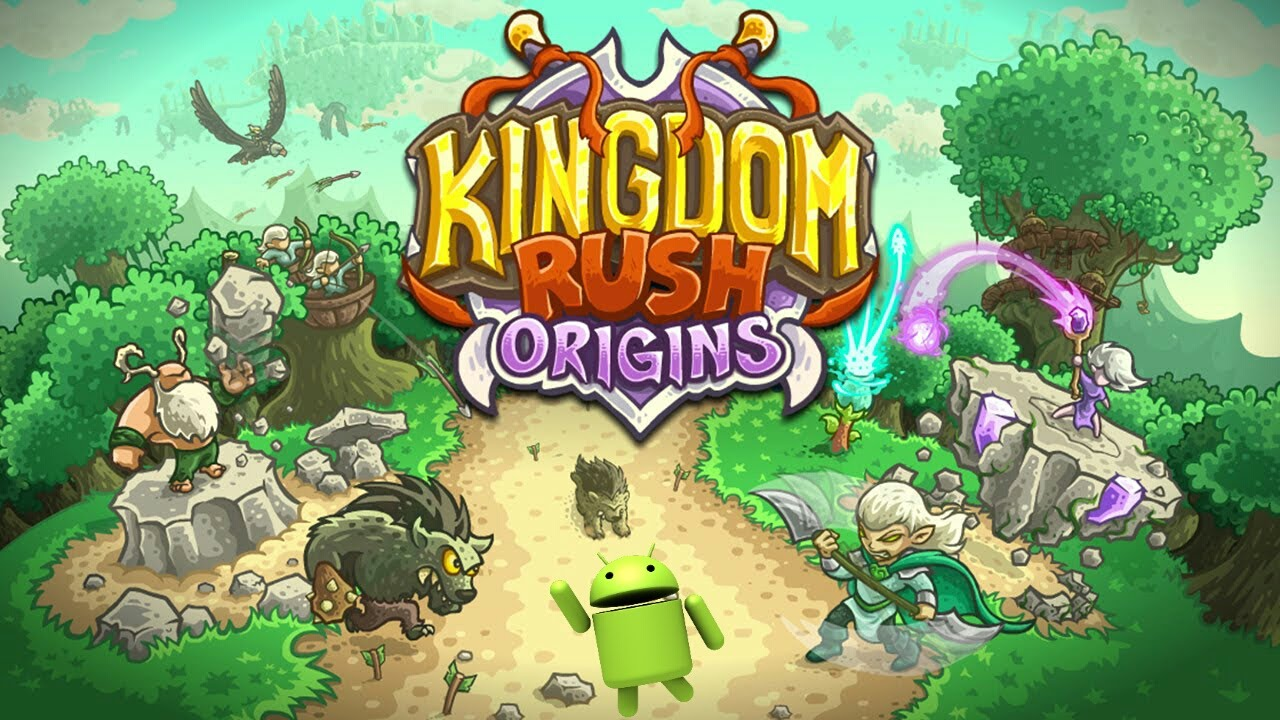 Kingdom Rush Origins 4.1.06 Apk Mod + OBB (Unlimited) Download