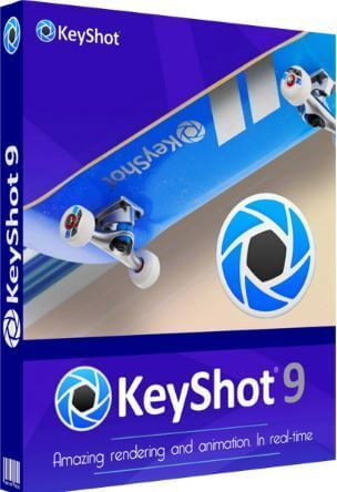 Luxion KeyShot Pro 9.1.98 Crack + Keygen 2020 Download