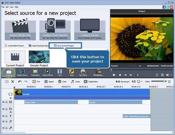 AVS Video Editor 9.3.1.354 Activation Key Latest Version