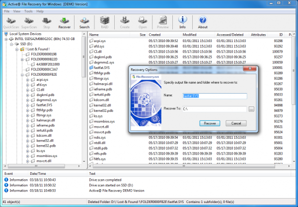Active File Recovery 19.0.9 Final Crack & Serial Key 2020 (Torrent)