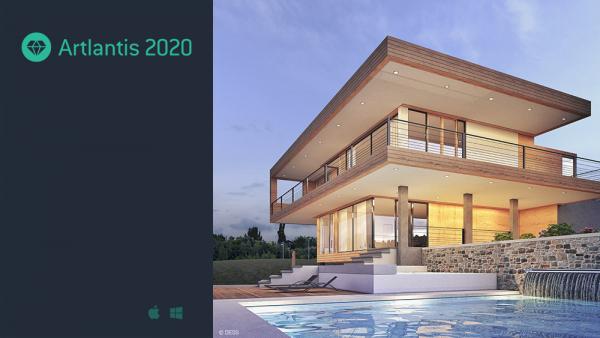 Artlantis 2020 v9.0.2.22042 plus Crack Latest Version Free Download