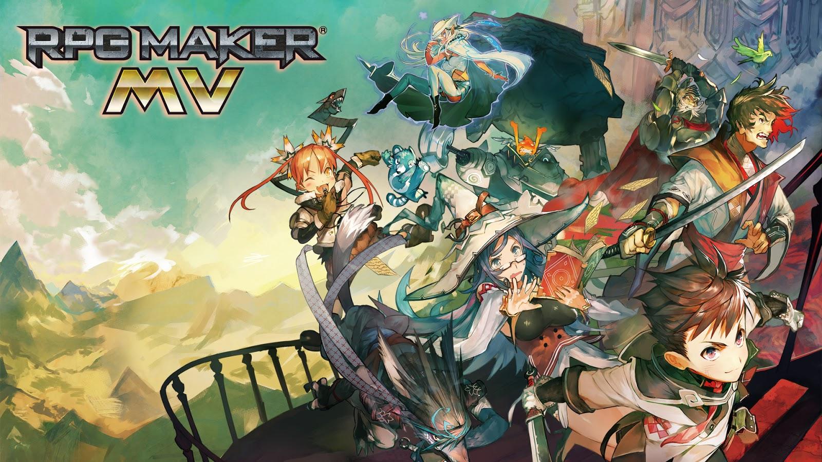 RPG Maker MV 1.6.2 Crack with DLC Pack 2020 Free Download