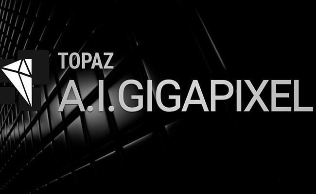 Topaz Gigapixel AI 4.8.2 Crack with Mac Full Version Download