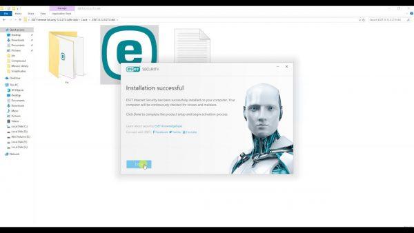 ESET Internet Security 13.1.21.0 License Key with Crack Premium (2020)