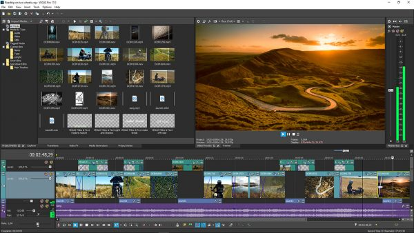 MAGIX Vegas Pro 17.0.0.650 Crack plus Serial Number [Torrent]