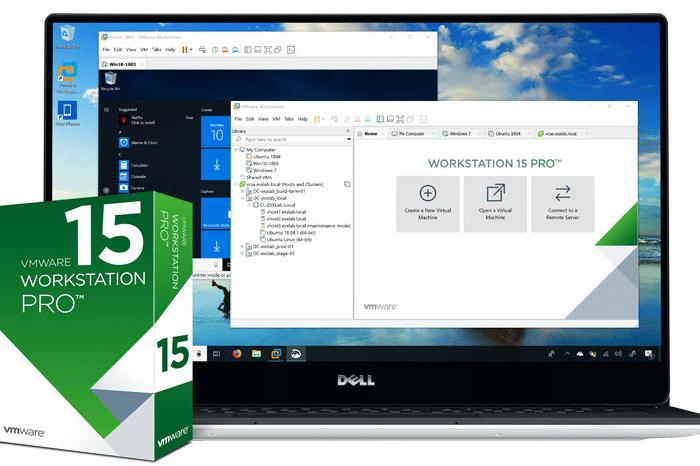VMWare Workstation Pro 16.1.2 Crack Plus Keygen [Latest] 2021