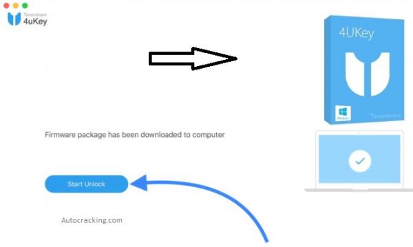 Tenorshare 4uKey 3.0.5.2 Crack Plus Registration Key [Latest] 2021